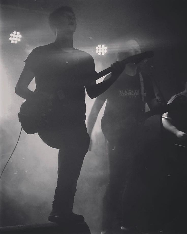 Lead Guitarist Jack